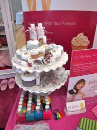Ideas For Girls Spa Birthday Party