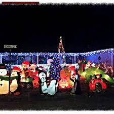 Clovis Christmas Tree Lane Hours by Best Christmas Lights And Holiday Displays In Rohnert Park Sonoma