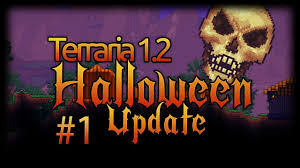 Terraria Halloween Event by Minecraft Halloween Skins