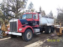 100 Kenworth Dump Truck For Sale Sitzman Equipment S LLC 1964 Unknown