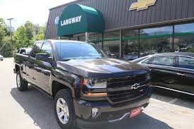 New 2019 Chevrolet Silverado 1500 LD From Your Manchester Center VT ...