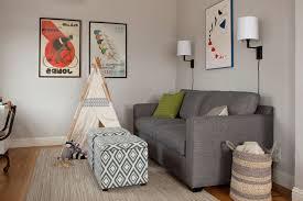 Grey Living Rugs White Marble Tiles Flooring Ikea Family Room Design Ideas Balls Pendant Lighting Tufted Armless Sofa Dark Large Mirroe