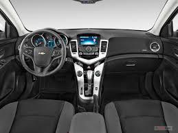 2015 Chevrolet Cruze Dashboard