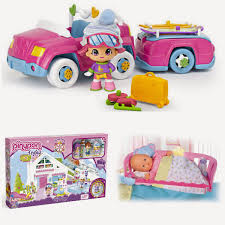PinyPon Snow Adventure Play Sets Review Giveaway AnnMarie John