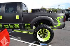 100 Unique Trucks From Sema 2013