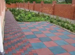 4 Stylish Outdoor Flooring Materials Present Contemporary