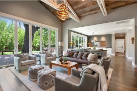 Modern Open Living Space