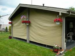outdoor waterproof patio shades commercial 95 shade cloth roll yard or custom sized