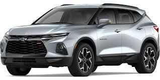 The All New 2019 Chevy Blazer: Sporty SUV