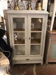 vitrine grau küche esszimmer ebay kleinanzeigen