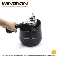Professional Coffee Powder Knock Box Barista Tools ABS Material