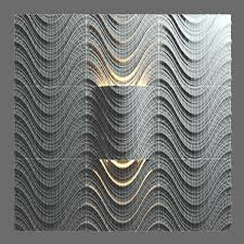 Lithos Design Seta 3d Wall Tiles Model Max Obj 3ds Fbx Mtl Unitypackage 6