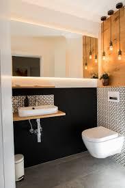 aseo para invitados con estilo aseo baño con idée déco