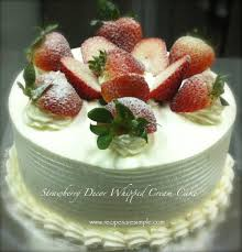 Cakes Decorated With Fruit by How To Make A Fruit And Sponge Cake With Whipped Cream Recipes