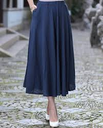 popular linen skirt long buy cheap linen skirt long lots from
