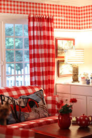 Curtains : Superb Pottery Barn Red Gingham Curtains Beloved Long ... Curtains Lowes Canada Decor Design 7 Shower Cheap Shower Curtain Sets Pics Long Eye Catching Fascating Red Gingham Uk Superb Pottery Barn Beloved Amiable Ruffled Valance Trendy Decorating Linen Blackout Drapes And Drape Navy White Modern Curtain Fniture Bathroom