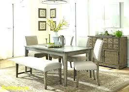 Best Dining Room Table Rugs Farmhouse Rug How Big Should A Be Size For Area Under Appealing F