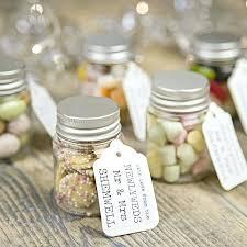 Mini Mason Jars Wedding Favor Personalised Favour Sweetie Jar Ideas