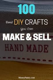 These Are Easy Yet Profitable DIY Crafts Anyone Can Make And Sell For Profit