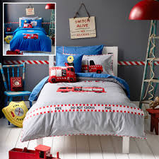 Kids Bed Linen - Adairs Kids Fire Rescue Bedding In-Store And Online ...