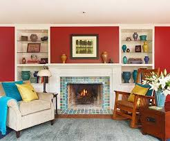 Red Living Room Ideas by Best 25 Red Walls Ideas On Pinterest Red Rooms Red Paint