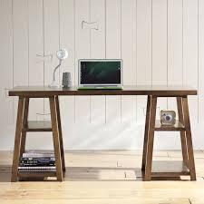 customize it simple trestle desk pbteen