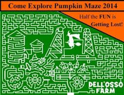 Del Oso Pumpkin Patch Lathrop Ca by The Modesto Bee 12 For Two Corn Maze Tickets To Dell U0027 Osso