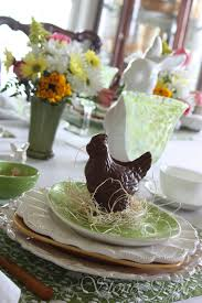 Fresh As A Daisy Easter Breakfast Table - StoneGable Cfessions Of A Plate Addict How To Get The Pottery Barn Look Easter Tablescaping The Bitter Socialite Tablcapes Table Settings With Wisteria And Bunny 15 Best Snacks Easy Cute Ideas For Snack Recipes Inspired Glitter Eggs Home I Create Pottery Barn Bunny Belly Bowl New Easter Candy Dish Rabbit Table Casual Famifriendly Breakfast Entertaing Made Spring Setting Tulip Centerpiece 278 Best Bunniesceramic Images On Pinterest Bunnies 27 Diy Centerpieces Designs 2017
