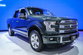 Ford Is Stockpiling Its New F-150 Trucks To Test Their Transmissions ...