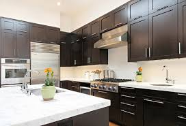 Small Kitchens With Dark Cabinets Homely Idea 20 Kitchen Design