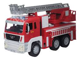 100 Fire Truck Pictures Amazoncom Driven By Battat Toy Vehicle Toys Games