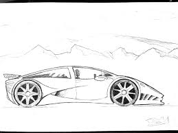 Car Drawing Gallery