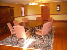 The Dining Room Jonesborough Tennessee by Heritage Alliance U2013 Chester Inn State Historic Site Rental Policy