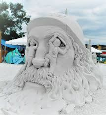 Hunsaders Pumpkin Festival 2015 Location by The Amateur Sand Sculpture Competition Returns This Month