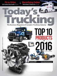 Today's Trucking January 2017 By Annex-Newcom LP - Issuu