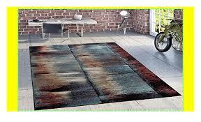 paco home designer teppich modern wohnzimmer ölgemälde