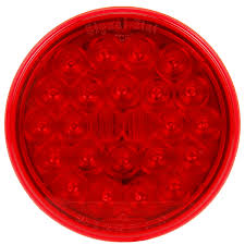Signal-Stat, LED, Red, Round, 24 Diode, Stop/Turn/Tail, PL-3, 12V ... Truck Lite Led Headlights Lights 15 Series 3 Diode License Light Rectangular Bracket Mount 80 Par 36 5 In Round Incandescent Spot Black 1 Bulb Trucklite Catalogue 22 Yellow Side Turn 66 Clear Oval Backup Flange 7 Halogen Headlight Glass Lens Alinum 12v Signalstat Redclear Acrylic Lh Combo Box 26 Chrome Atldrl Universal 4 X 6 Snow Plow 21 High Mounted Stop 16 Red 60 Horizontal