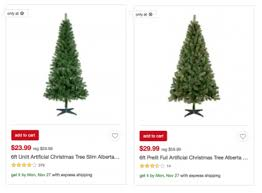 There Is No Need To Break The Bank Purchase A Christmas Tree For Your Family Target Has Wondershop 6 Foot Alberta Spruce Pre Lit As Low
