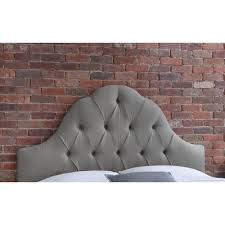 Joss And Main Carnaby Headboard by Skyline Furniture Tufted Upholstered Panel Headboard U0026 Reviews