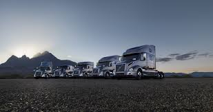 Volvo VNL Specifications | Volvo Trucks USA
