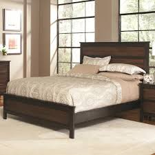 King Platform Bed With Headboard by Elegant California King Platform Bed With Drawers Modern King