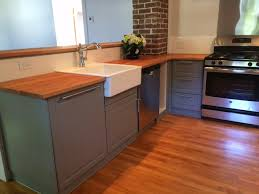 Ikea Domsjo Sink Single by An Ikea Kitchen Renovation Saves This 1920s Bungalow Home From Dr