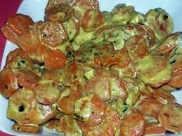 boursin cuisine recettes recette de carotte au curry et fromage boursin