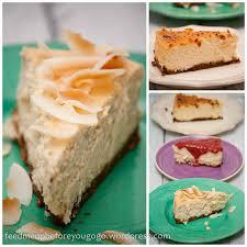 cheesecake à la crème brûlée himbeer swirl und