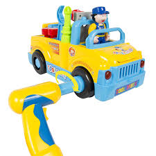 100 Mechanic Truck Little Tool Hola Toys