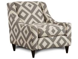 592 Accent Chair With Sloping Track Arms & Mid-Century Modern Feet By  Fusion Furniture At Wayside Furniture Accent Seating Tufted Chair Without Arms By Coaster At Sam Levitz Fniture Lilly Corinna Uttermost Living Room Luella Chenille Ut423 Walter E Smithe Design Rupert Rowen Grey Fabric Modern Chairs With For Bedroom Club Deco Teal Floral Upholstery Griffin Transitional Corinthian Great American Home Store Accent Chair Krista 532 Rolled Fusion Zaks 592 Sloping Track Midcentury Feet Wayside