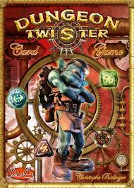Card Game Review Dungeon Twister