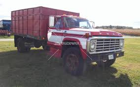 1978 FORD F600 Medium Duty Trucks - Farm Trucks / Grain Trucks For ...