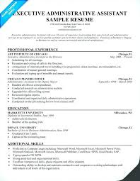 Resume Sample For Office Assistant Position Administrative Genius