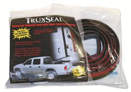 Truxedo TruxSeal Tailgate Seals 1703206 - Free Shipping On Orders ...